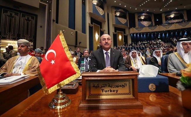 Türkiye'den Irak'ın yeniden imarı için destek
