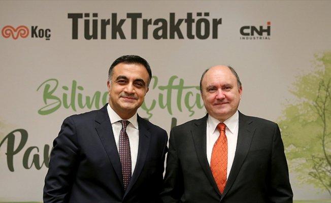 TürkTraktör 2017'de 50 bin traktör sattı