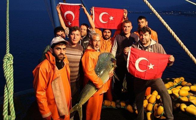 Vatandaşların Zeytin Dalı Harekatı'na desteği sürüyor