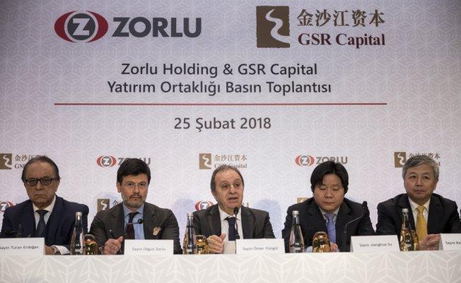 Zorlu Holding ve GSR Capital arasında 4,5 milyar dolarlık dev anlaşma