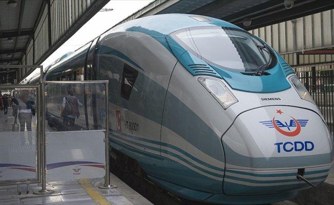 '10 setlik yüksek hızlı tren' ihalesi Siemens'in