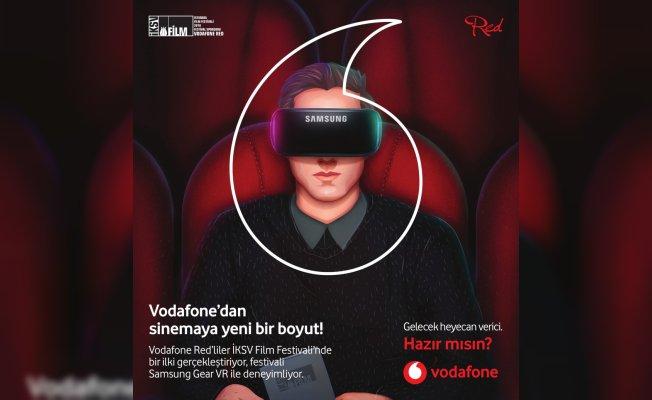 37. İstanbul Film Festivali, Vodafone Red ile izlenebilecek