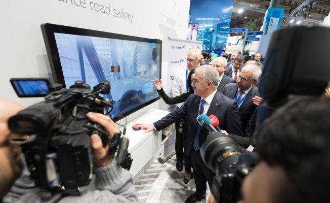 5G teknolojisiyle akıllı ulaşımda ilk denemeyi Türk Telekom yaptı