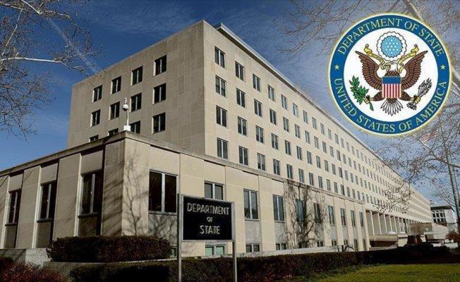 ABD Dışişleri Bakanlığından Türkiye'ye teşekkür açıklaması