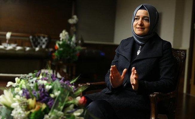 Aile ve Sosyal Politikalar Bakanı Kaya: Faillerin hak ettiği cezayı alması çok önemli