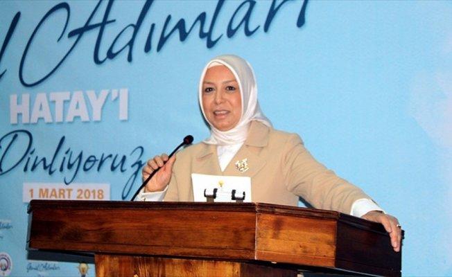 AK Parti Genel Başkan Yardımcısı Çalık: Afrin bizim gönül coğrafyamızın sınırları içerisindedir