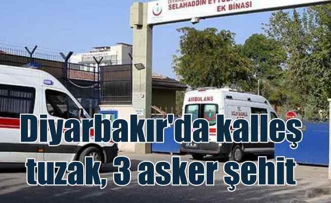 Akşehirli Astsubay Ümmet Ufacık şehit düştü: Diyarbakır'dan acı haber, 3 şehit