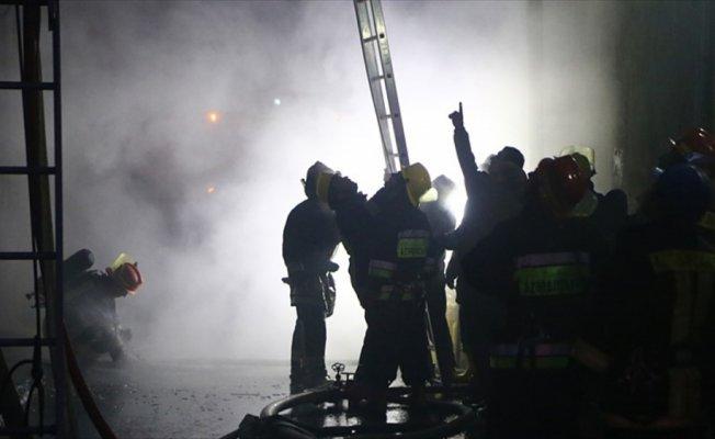 Azerbaycan'da yangın: 30 kişi hayatını kaybetti