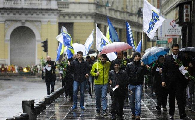 'Bağımsız' Bosna Hersek 26 yaşında