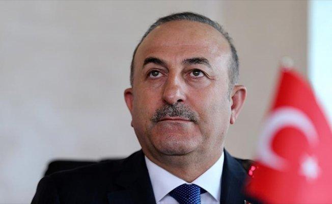 Bakan Çavuşoğlu'ndan Rusya'ya başsağlığı mesajı