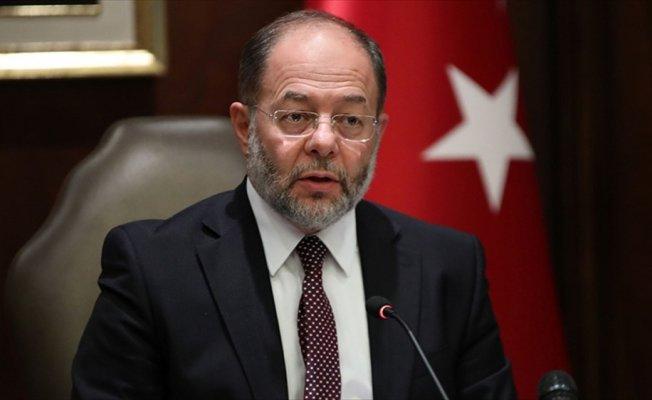 Başbakan Yardımcısı Akdağ: Sınır güvenliği için gereğini yerine getirmeliyiz