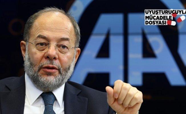 Başbakan Yardımcısı Akdağ: Uyuşturucu ticaretinden hüküm giyenlerin mal varlıklarına el koyulabilir