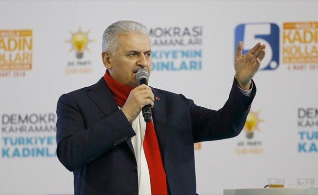 Başbakan Yıldırım: Afrin'i asıl sahiplerine teslim edeceğiz