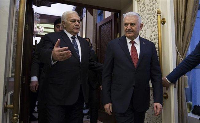 Başbakan Yıldırım, Azerbaycan Meclis Başkanı Esadov ile görüştü
