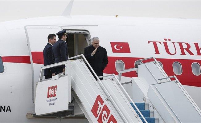 Başbakan Yıldırım Bosna Hersek'e gidecek