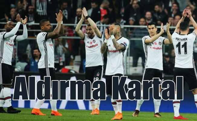 Beşiktaş Bayern Münih'e 3-1 yenildi: Seyirci'den anlamlı destek