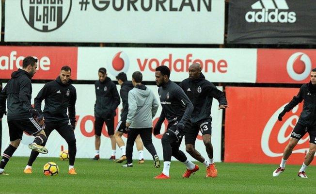 Beşiktaş Trabzonspor maçı hazırlıklarına başladı