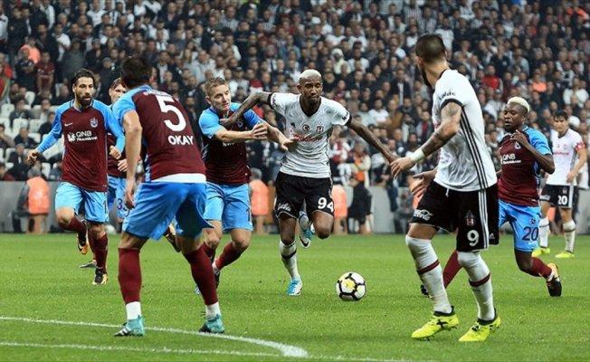 Beşiktaş Trabzonspor'a konuk olacak