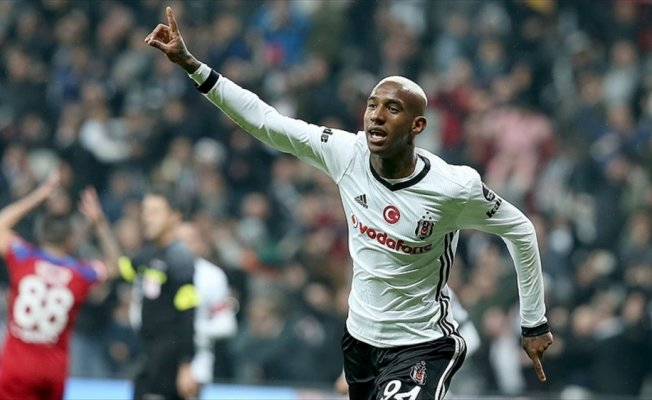 Beşiktaş'ın kozu Talisca