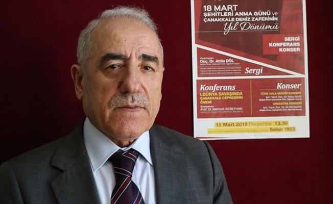 'Çanakkale'de destan yazan o ruh Afrin'de aynı destanı yazıyor'