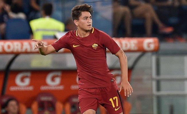 Cengiz ilk golü attı Roma galibiyet serisini sürdürdü