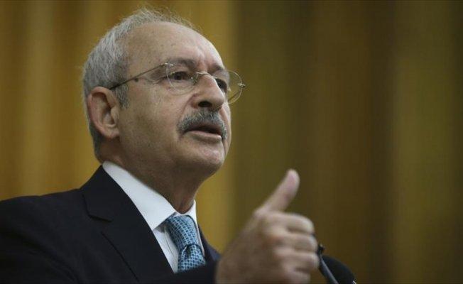 CHP Genel Başkanı Kılıçdaroğlu'ndan Muhsin Yazıcıoğlu mesajı