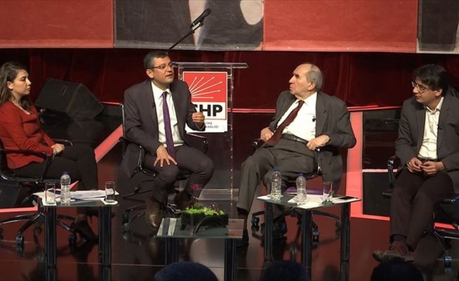 CHP Grup Başkanvekili Özel: İhsanoğlu gibi bir adayımız olmayacak