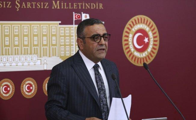 CHP İstanbul Milletvekili Tanrıkulu'dan 'hasta tutuklu' iddiası