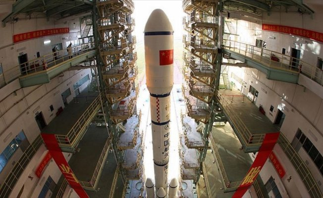 Çin uzaya iki navigasyon uydusu gönderdi