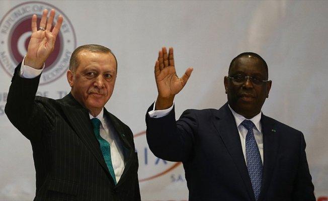 Cumhurbaşkanı Erdoğan: 400 milyon dolar hedefini ortaya koyduk
