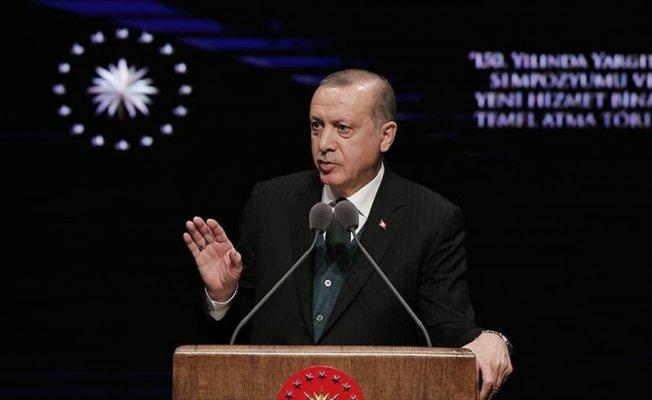Cumhurbaşkanı Erdoğan: Hiçbir zaman yargı kararlarını yok saymadık