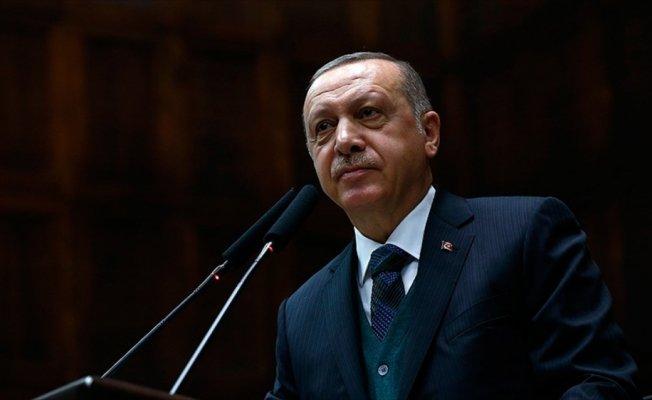 Cumhurbaşkanı Erdoğan, Musevilerin 'Hamursuz Bayramı'nı kutladı