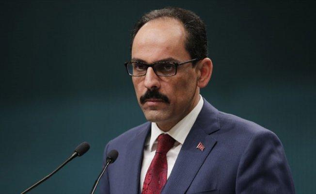 Cumhurbaşkanlığı Sözcüsü Kalın: Afrin harekatı barışın zaferi, terörün yenilgisidir