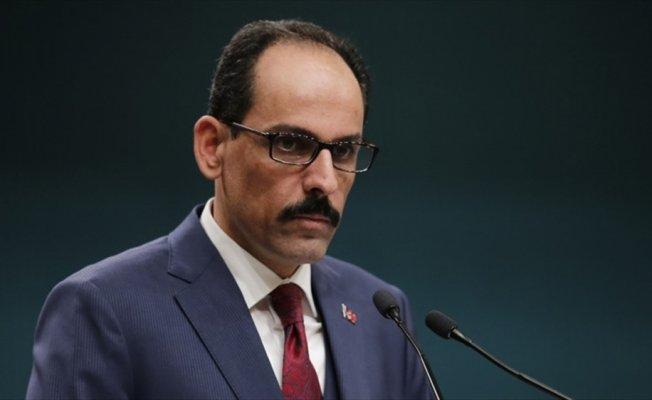 Cumhurbaşkanlığı Sözcüsü Kalın'dan Doğu Guta açıklaması