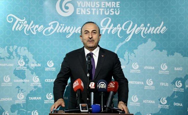 Çavuşoğlu: YEE'yi ülkeler arasında dostluk köprüsü olarak görüyoruz