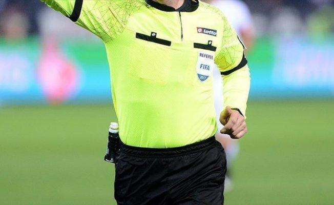 Dünya Kupası'nda görev yapacak hakemler belli oldu