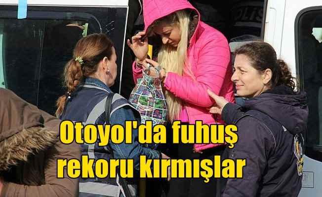 Edirne'de fuhuş operasyonu, 22 gözaltı var
