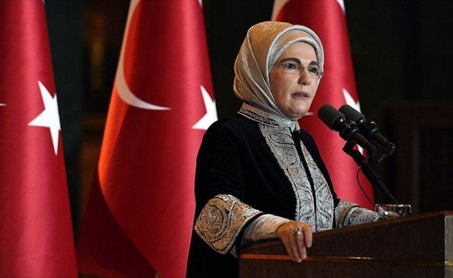 Emine Erdoğan'dan kadınlara 'Sıfır Atık' temasıyla davet