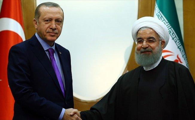 Erdoğan ile Ruhani Doğu Guta'yı görüştü
