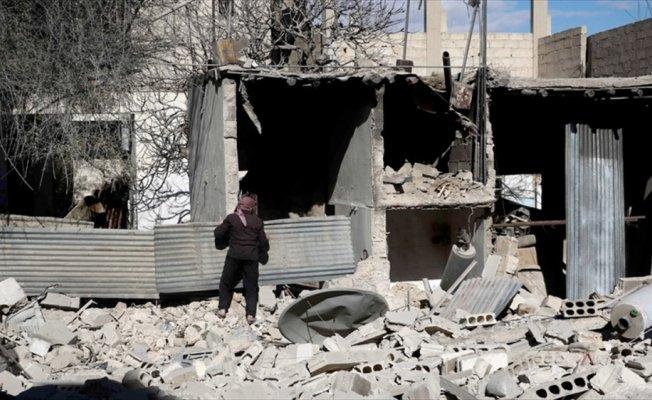 Esed rejimi Doğu Guta'yı hedef almayı sürdürüyor