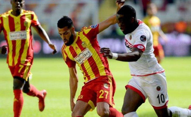 Evkur Yeni Malatyaspor  4-Gençlerbirliği 1