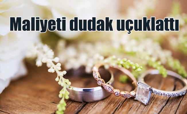 Evliliğin maliyeti: Gençler evlenirken borçlanıyor