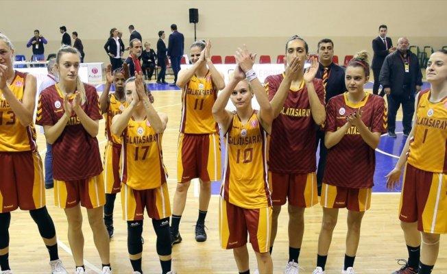 Galatasaray yarı finale çıktı