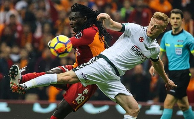 Galatasaray 2- Konyaspor 1