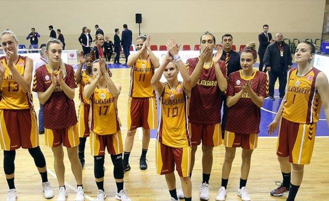 Galatasaray'da hedef yarı final