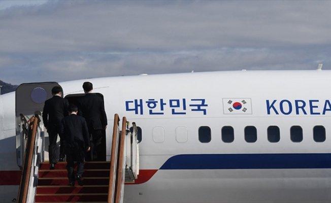 Güney Koreli heyet Kuzey Kore'de