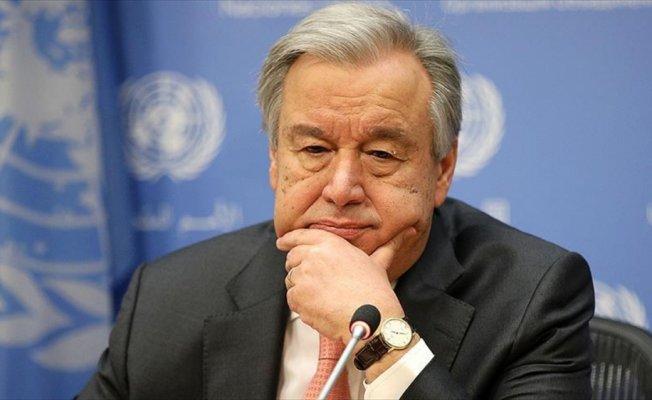 Guterres'ten 'Soğuk Savaş dönemine doğru gidiyoruz' uyarısı