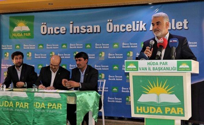 HÜDA PAR Genel Başkanı Yapıcıoğlu: 28 Şubat yargısı pek çok insana kıydı