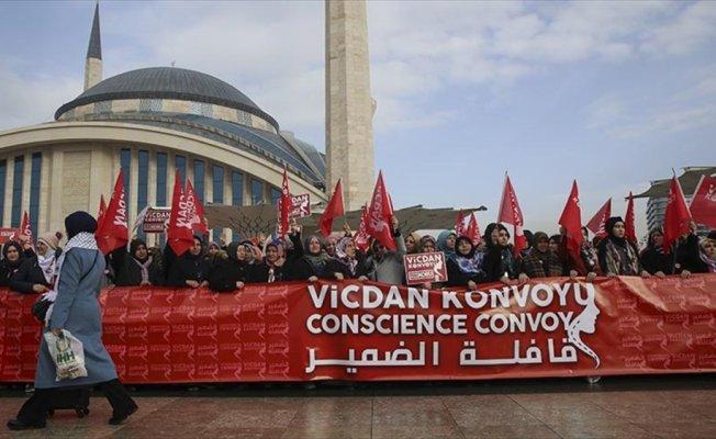İHAK Başkan Yardımcısı Avukat Sönmez: Vicdan Konvoyu, Suriye zindanlarının sessiz çığlığı olacak