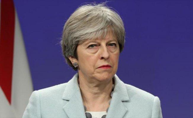 İngiltere Başbakanı May: Hep birlikte Rusya'ya mesaj gönderdik